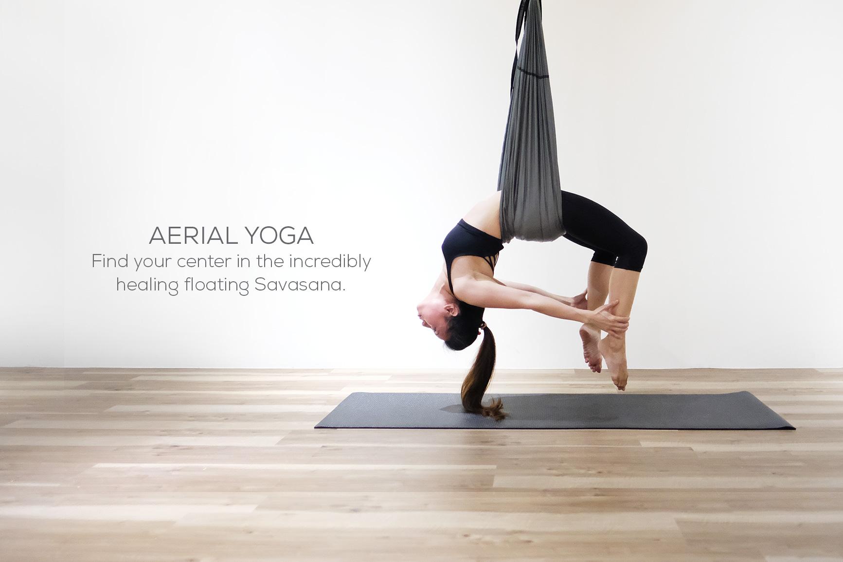 Flying Yoga Near Me - Yoga For You